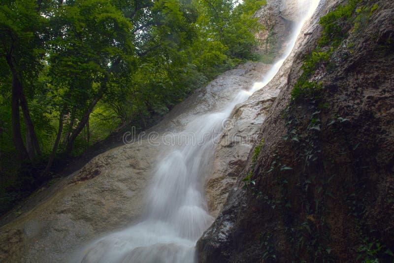 Siklawa Su Ahande zdjęcie stock