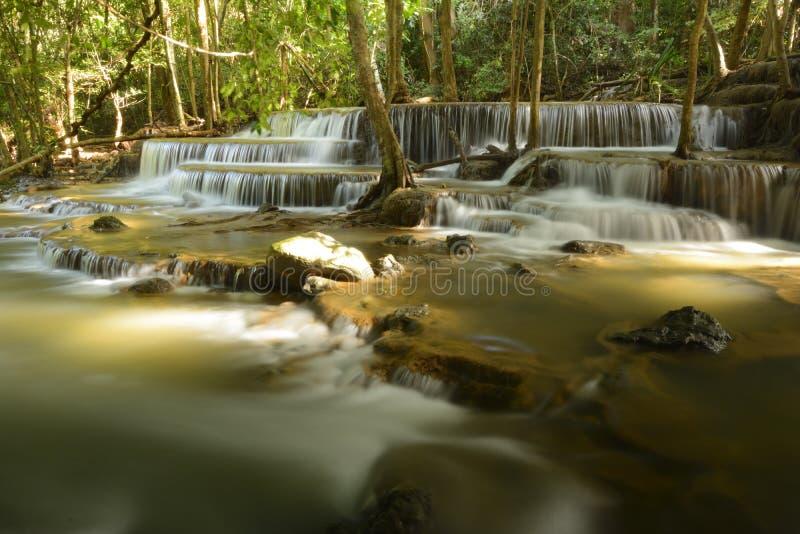 Siklawa w Thailand-1 fotografia stock