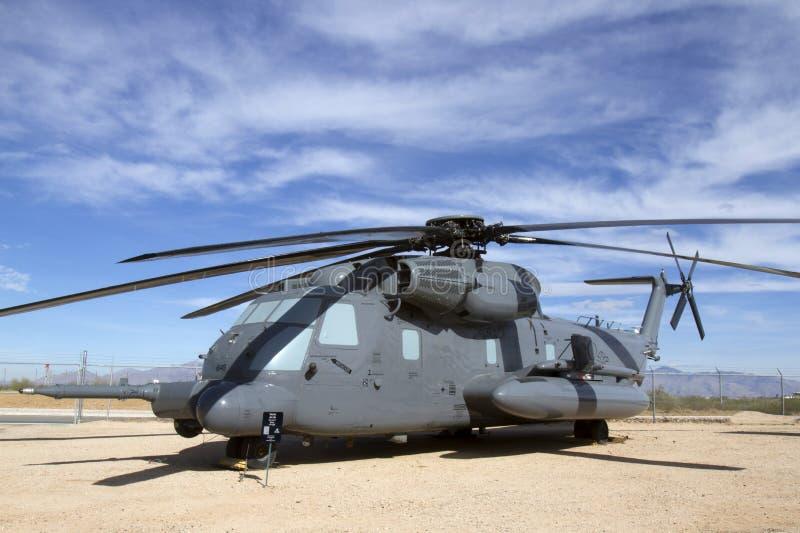 Sikorsky MH-53M стоковая фотография rf