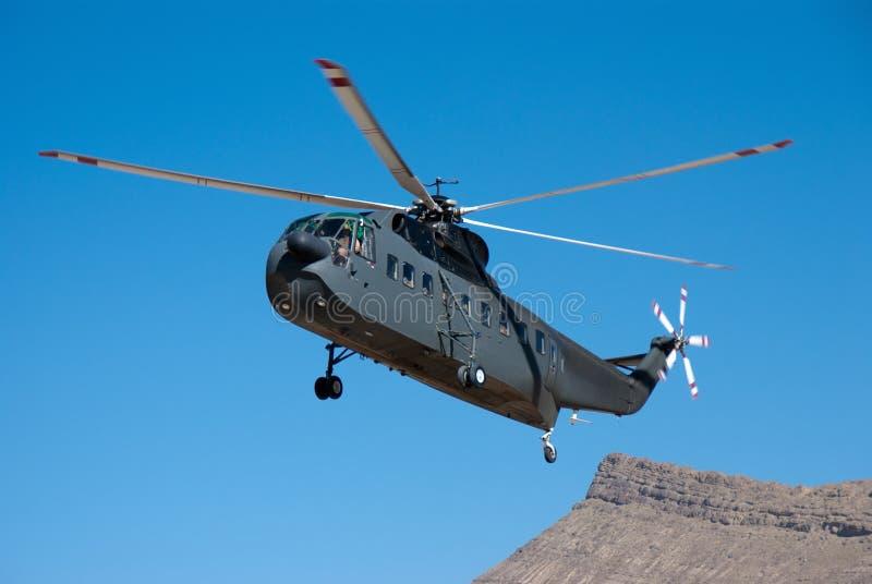 Sikorsky S-61L stockbilder