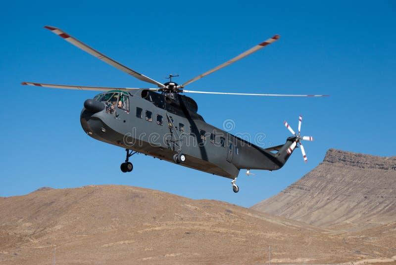 Sikorsky S-61L stockbild