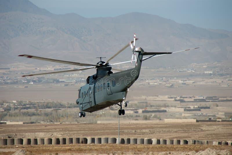 Sikorsky S-61L stockfotos
