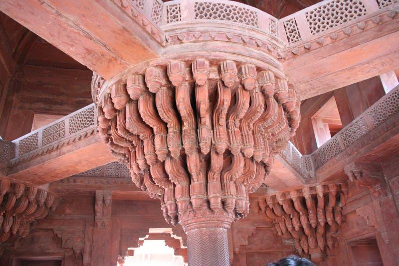 sikri 01 fatepur στοκ φωτογραφίες