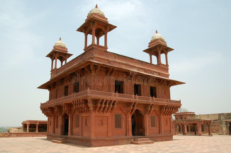sikri fatehpur стоковые фото