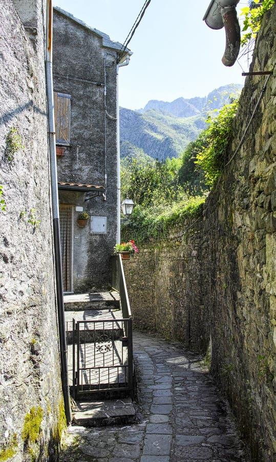 Sikt av equiterme i Italien fotografering för bildbyråer