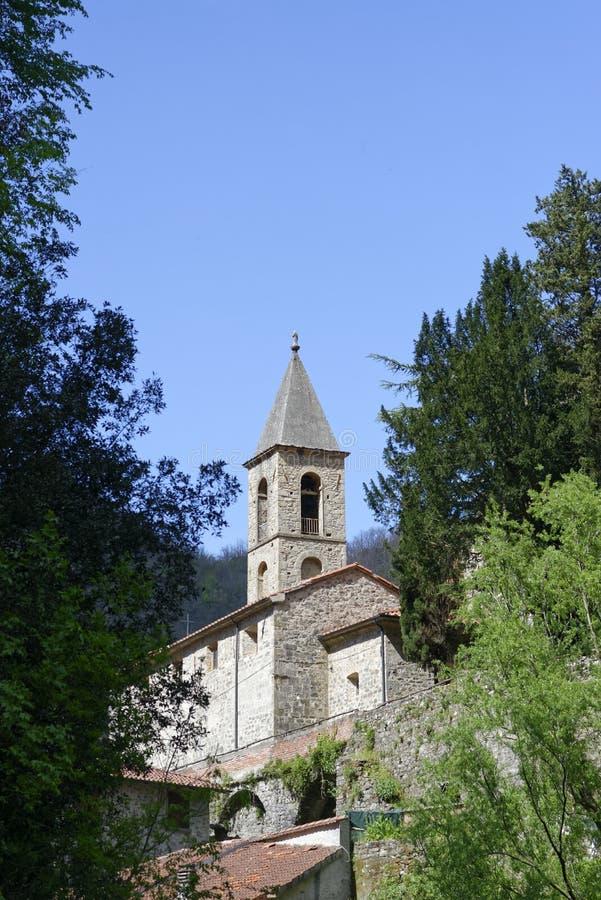 Sikt av equiterme i Italien arkivbilder