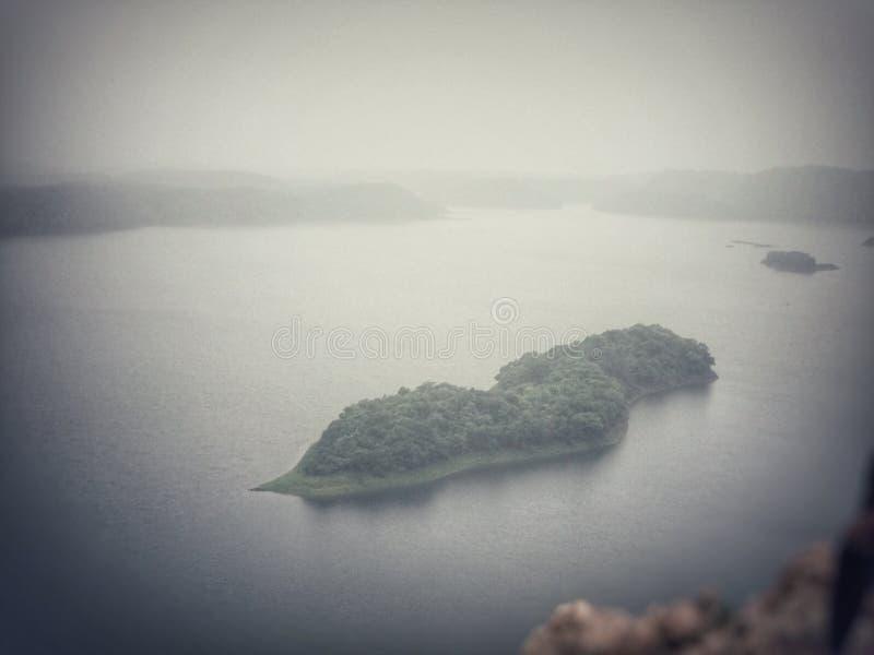 Sikt av floden arkivbilder