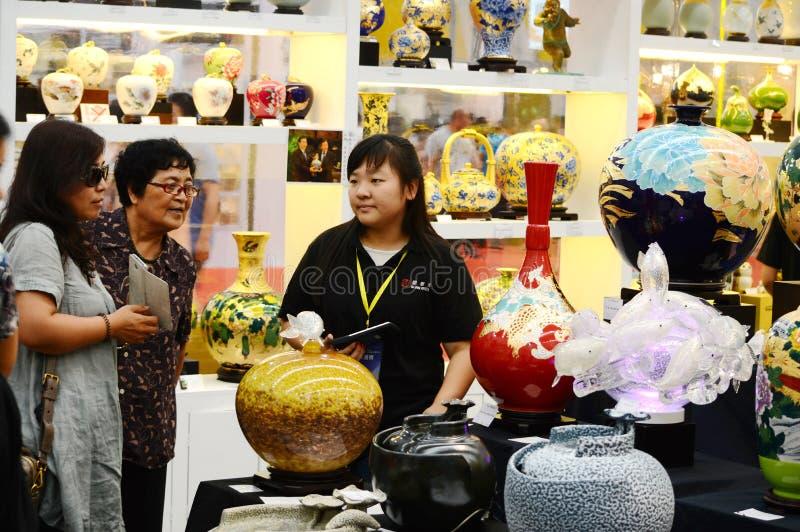 Sikt av ganska Taiwan artiklar royaltyfri foto