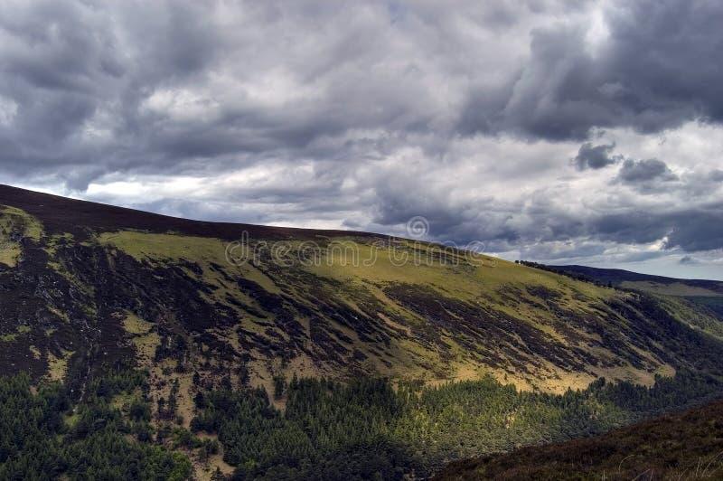 sikt för ireland lakeupper fotografering för bildbyråer