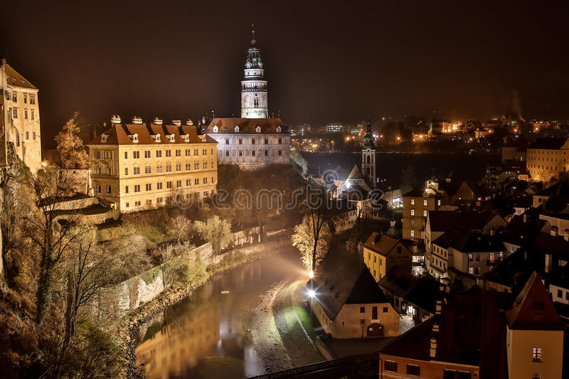 Sikt för solnedgång för Luxembourg stad bästa i Luxembourg royaltyfri foto