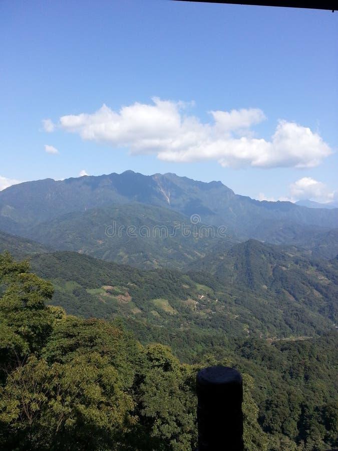 Sikt och landskap för bra berg bästa royaltyfria bilder