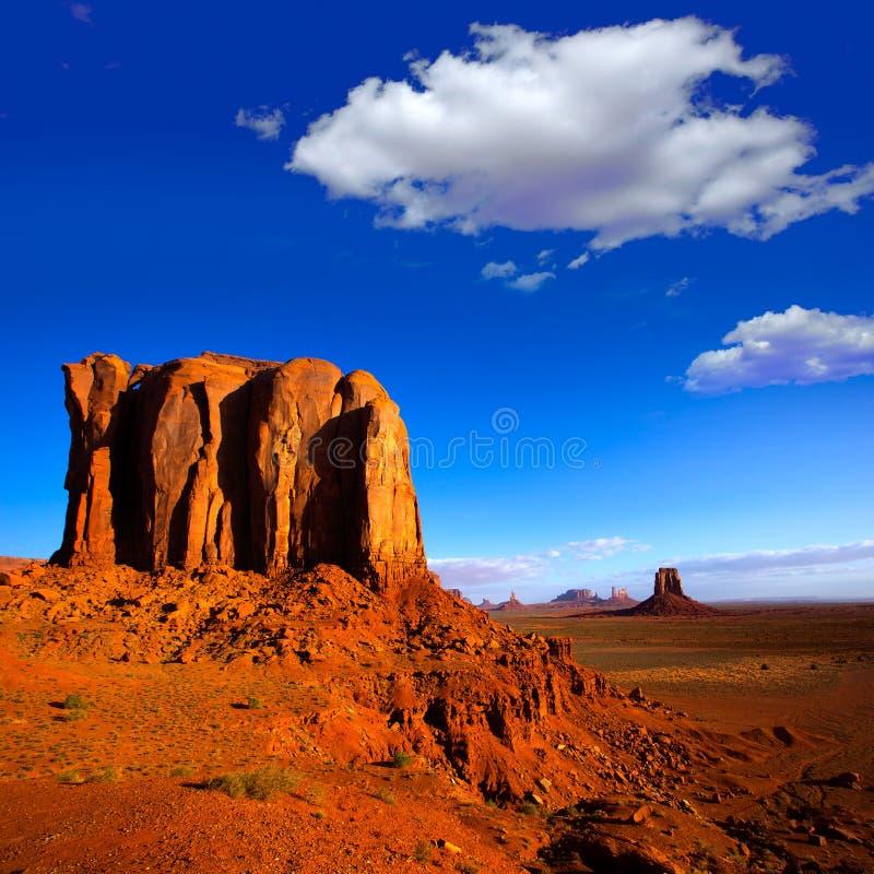Sikt Utah för fönster för monumentdal norr royaltyfri bild