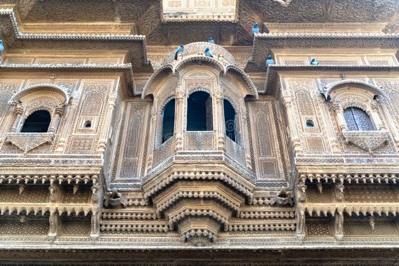 Sikten av en av den mest beautifulest indiska staden royaltyfri foto
