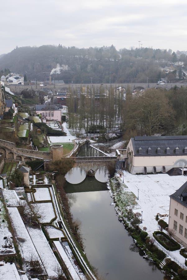 Sikten från den mest härliga balkongen av Europa fotografering för bildbyråer
