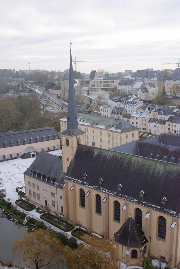 Sikten från den mest härliga balkongen av Europa arkivbilder