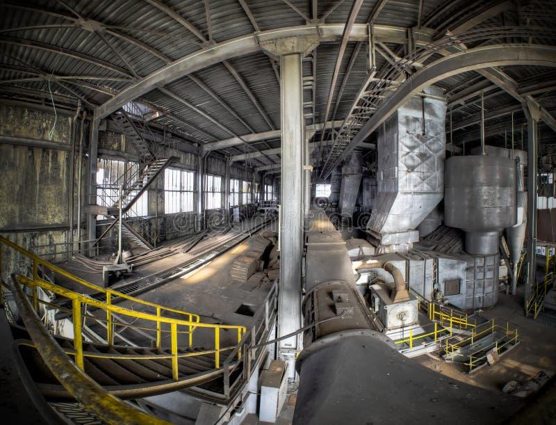 Silêncio industrial foto de stock royalty free