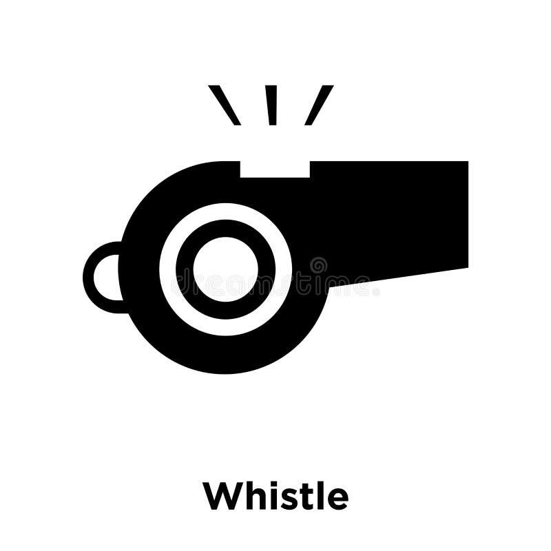 Silbe el vector del icono aislado en el fondo blanco, concepto o del logotipo ilustración del vector