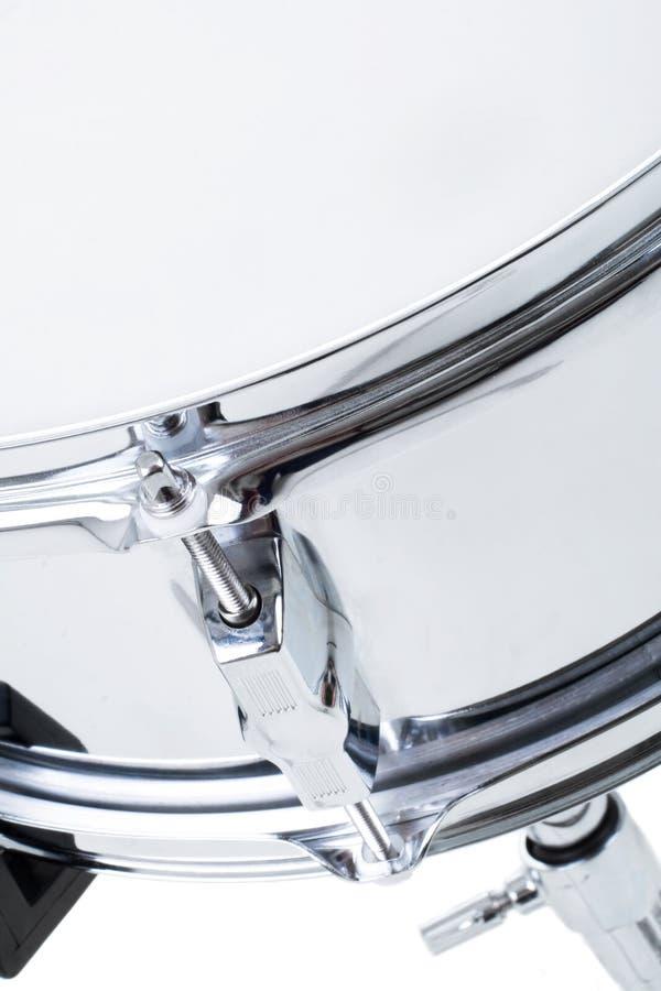 Silber getrennt auf einem weißen Hintergrund stockbild
