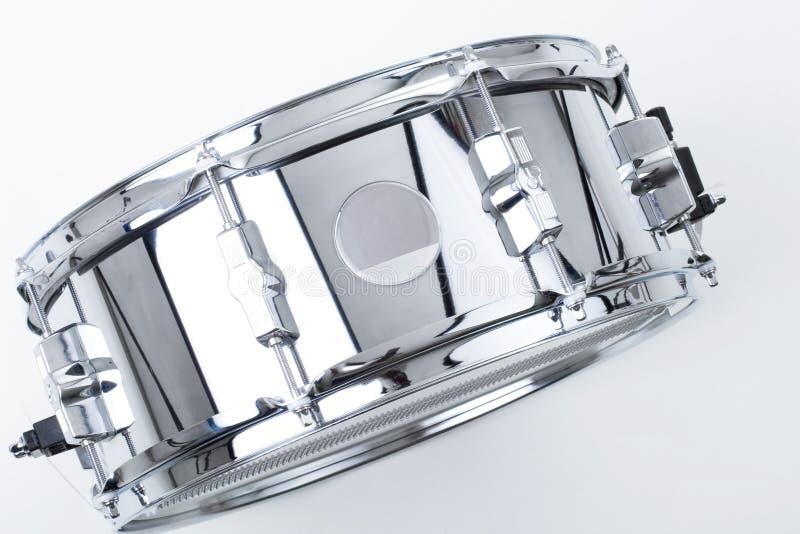 Silber getrennt auf einem weißen Hintergrund stockfotos