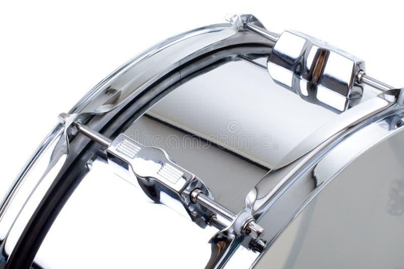Silber getrennt auf einem weißen Hintergrund stockfoto