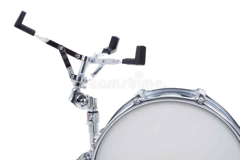 Silber getrennt auf einem weißen Hintergrund lizenzfreie stockfotografie