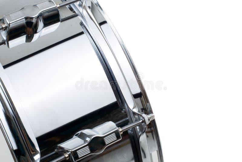 Silber getrennt auf einem weißen Hintergrund lizenzfreies stockfoto