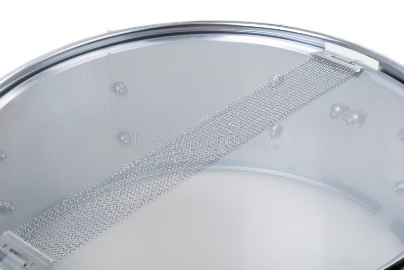 Silber getrennt auf einem weißen Hintergrund stockbilder