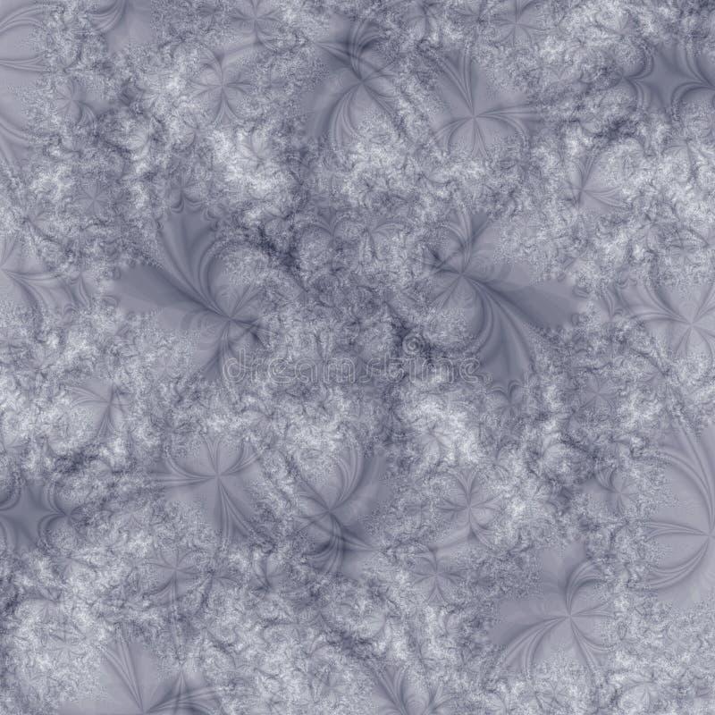 Silber, Grau und schwarze abstrakte Hintergrund-Tapetenauslegung stock abbildung