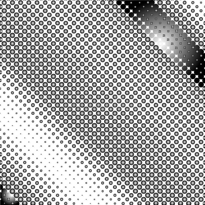 Silber- oder Discohintergrund.