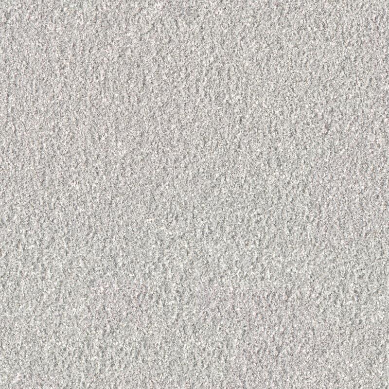 Silberne Funkeln-Beschaffenheit Nahtlose quadratische Beschaffenheit Fliese bereit stockbild