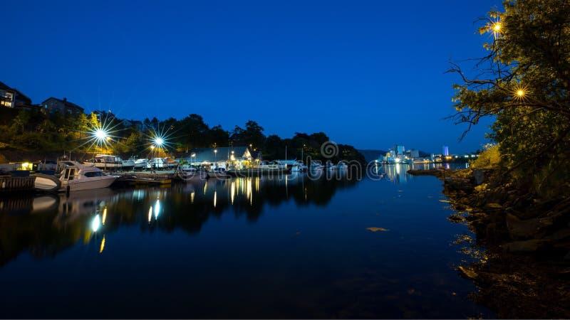 Silencio de la noche fotografía de archivo libre de regalías