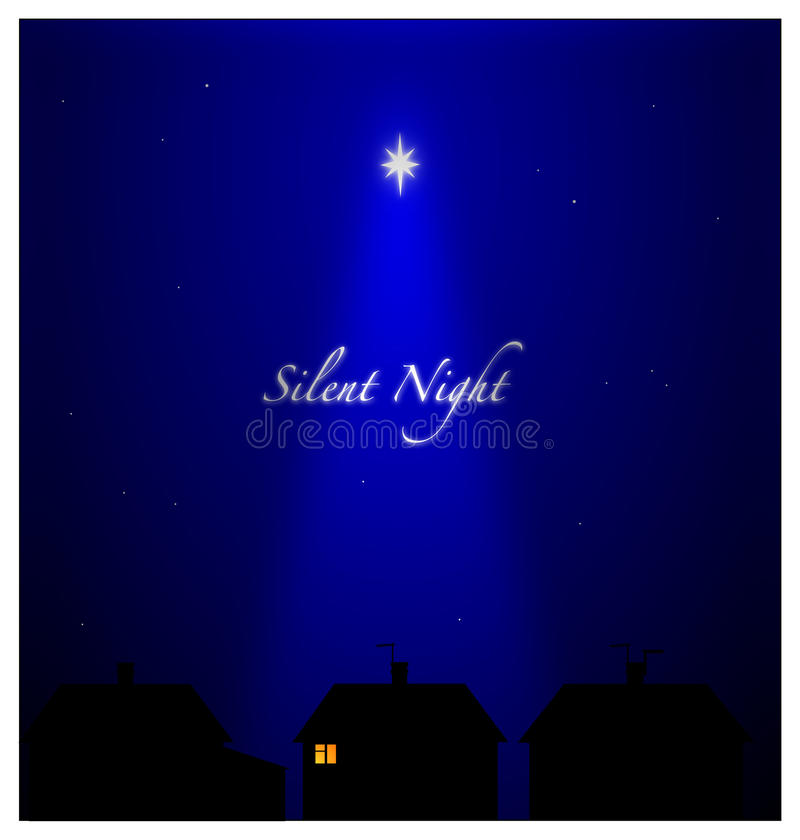 Silent Night Stock Images