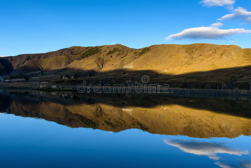 The silent river royalty free stock photo