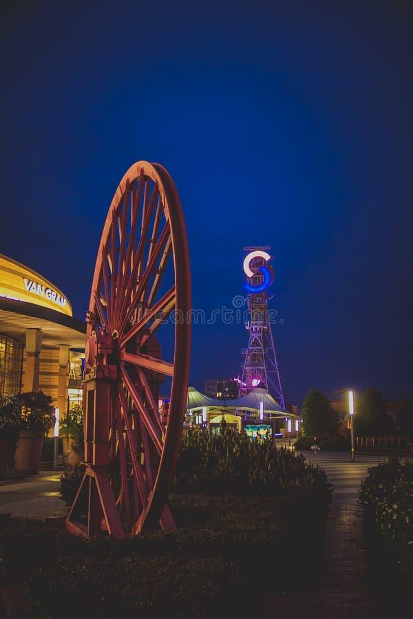 Silesia City Center Katowice royalty free stock photos