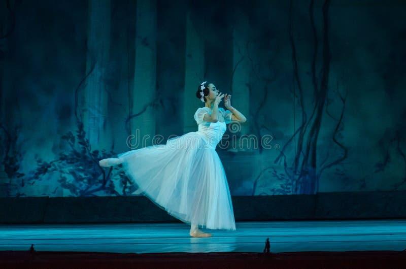 Silfidi di balletto classico immagine stock