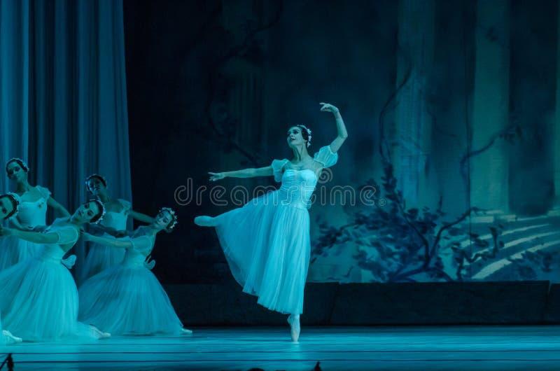 Silfidi di balletto classico fotografie stock libere da diritti