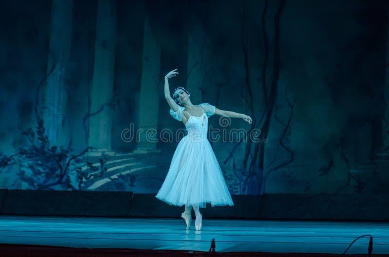 Silfos del ballet clásico foto de archivo libre de regalías