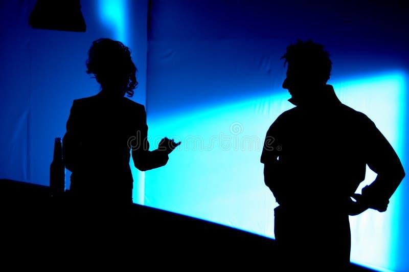 Silhouette images libres de droits