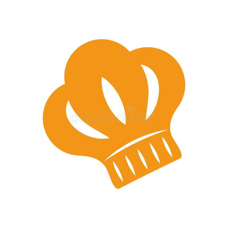 Download Silhouette De Chapeau De Chef Illustration Stock - Illustration du cuisinier, tête: 87704175