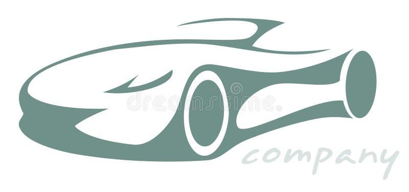 silhouette de voiture de sport illustration de vecteur image 43722605. Black Bedroom Furniture Sets. Home Design Ideas