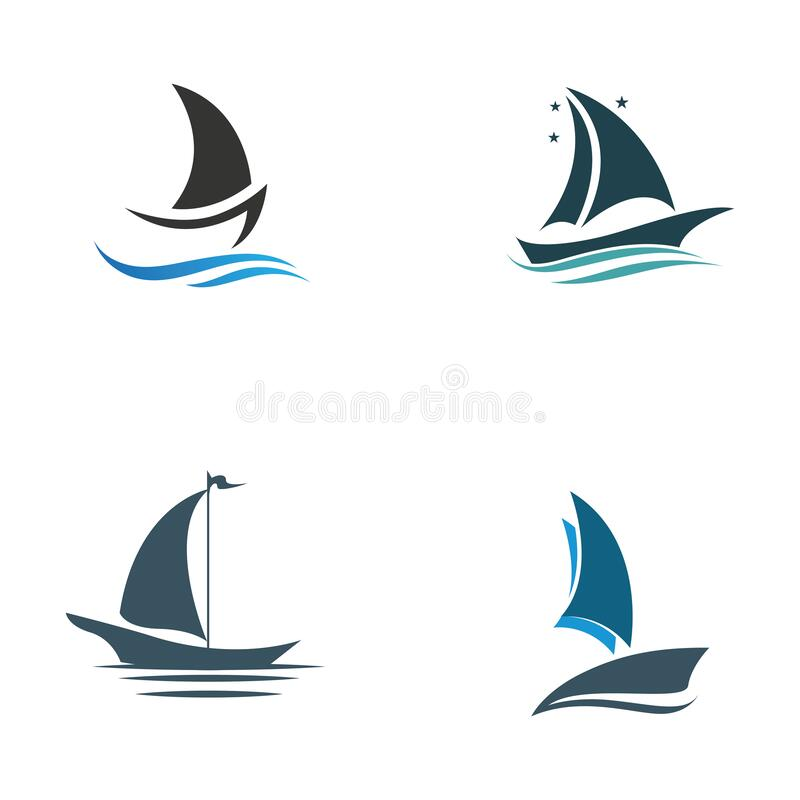 Free Silhouette Of Dhow Logo Design  Traditional Sailboat Stock Photos - 217764653