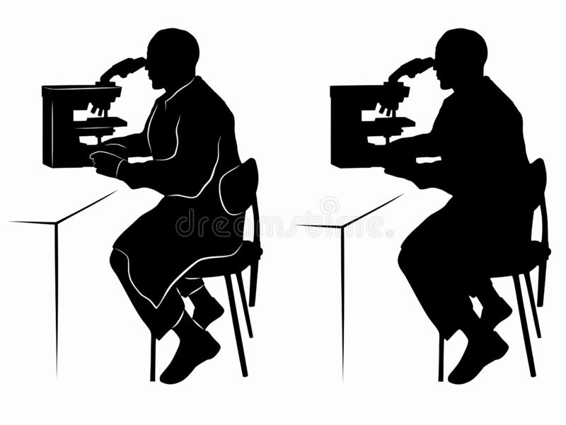 scientist silhouette stock illustrations 2 139 scientist silhouette stock illustrations vectors clipart dreamstime scientist silhouette stock