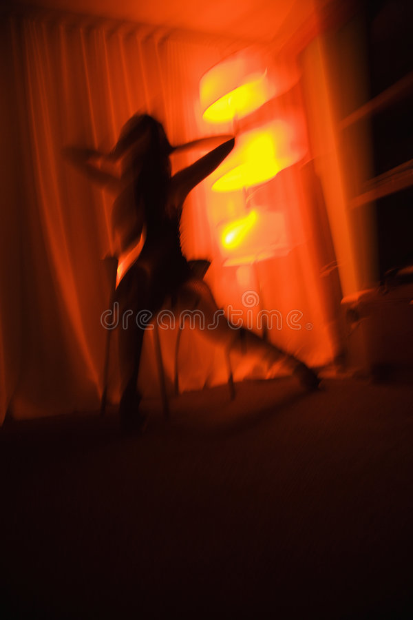 Download Silhouette Of Woman. Stock Photos - Image: 2424823