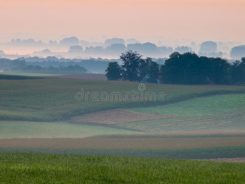 Download Silhouetted landscape stock photo. Image of back, dutch - 23861602