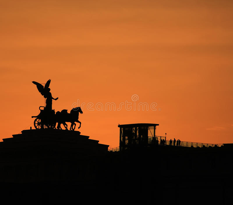 Download Silhouetted statue stock photo. Image of structure, angel - 10488820