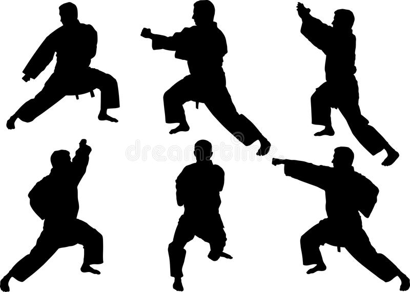 Download Silhouettes Royalty Free Stock Image - Image: 12314176