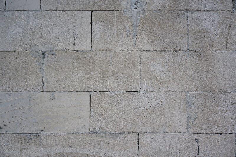 Silikat blockerar väggmodellen G royaltyfri fotografi