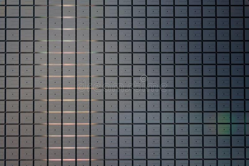 Siliziumscheibe lizenzfreie stockfotos