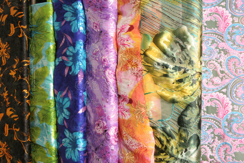 silk στοκ φωτογραφία με δικαίωμα ελεύθερης χρήσης