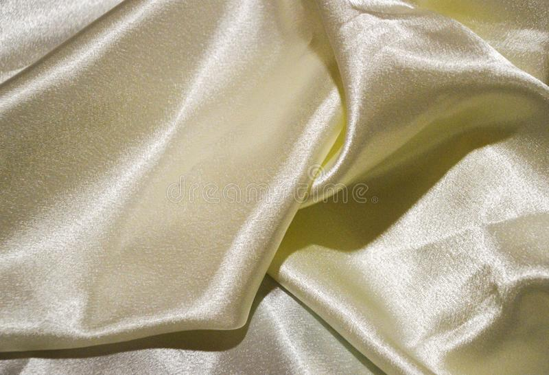 Silk background. Satin textile texture stock image